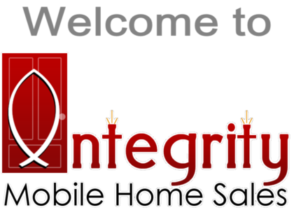Welcome logo that introduces users to site